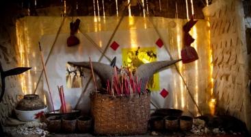 Laos Animism