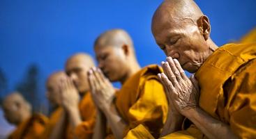 Laos Buddhism