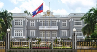 Embassy In Laos