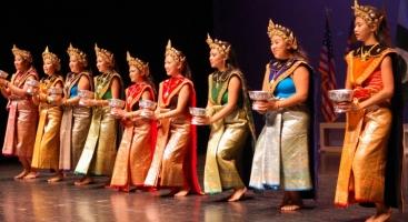 Laos Classic Dance