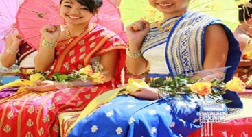 Laos Costume