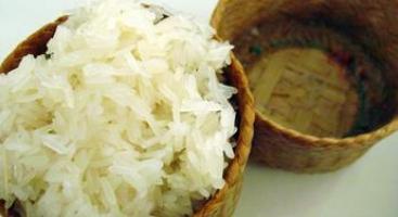 Laos Sticky Rice