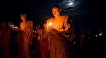 WatPhu Festival