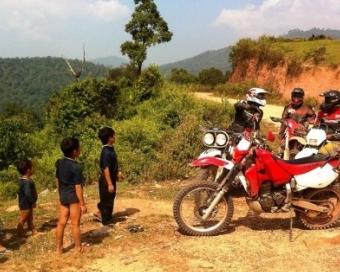 Laos Motorbike Tour 3 Days