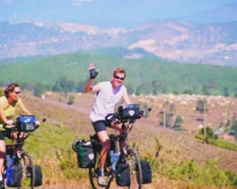 Laos to Vietnam Cycling Adventure