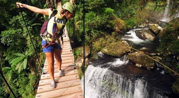 Ta Ong Trail Trekking in Xe Pian