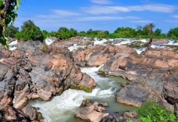 The Land of Frangipani, Sticky Rice and Million Elephants